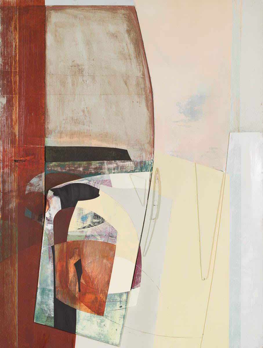 Jeremy Gardiner, Ballard Point No.9, 1998