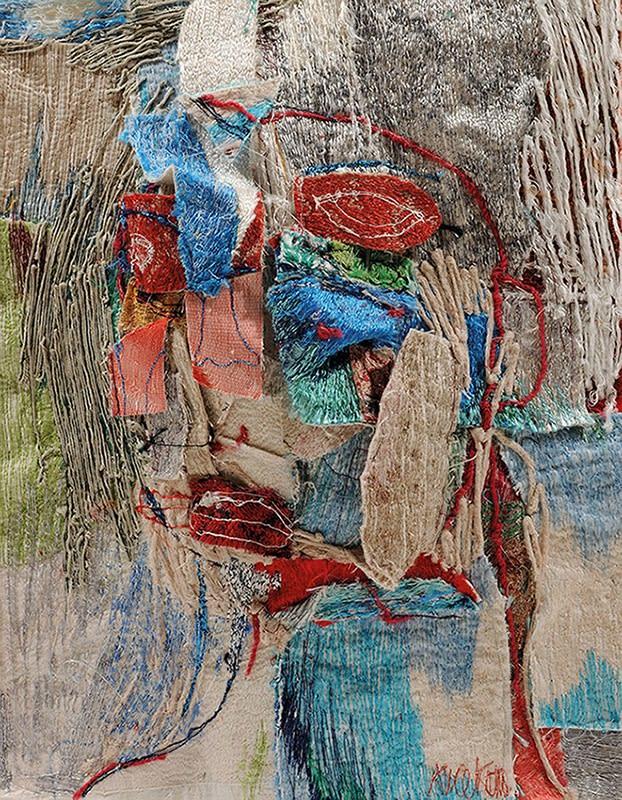 Alice Kettle Stitch Head, 2008