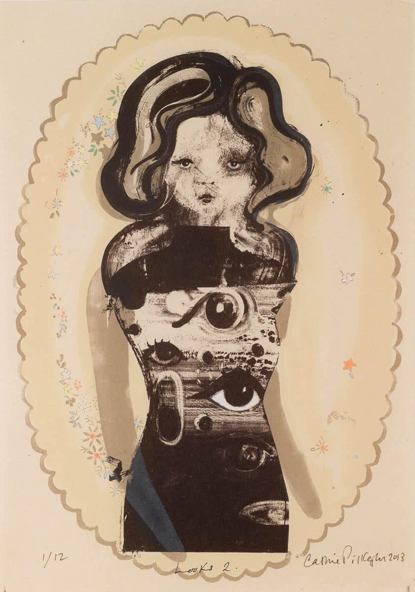 Cathie Pilkington RA Looks 2, 2013