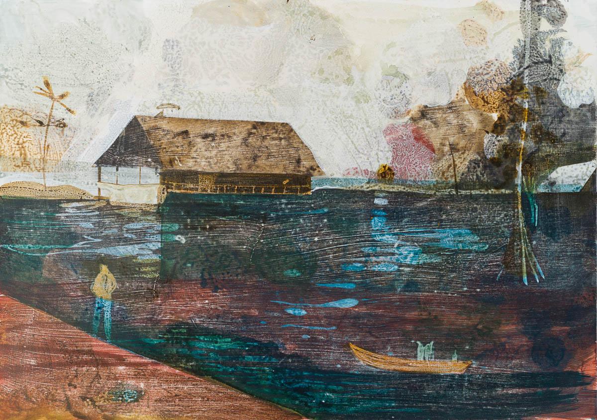 John Harmer, Islander, 2019