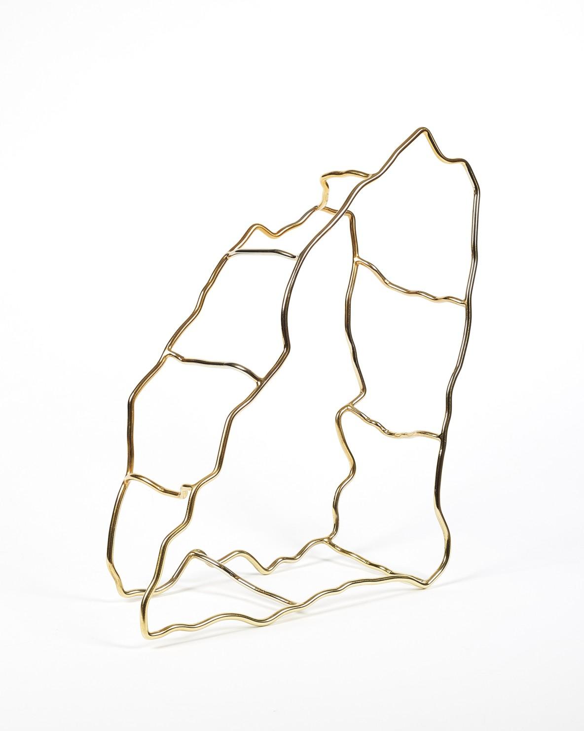 Will Nash  Gold Fragment, 2018