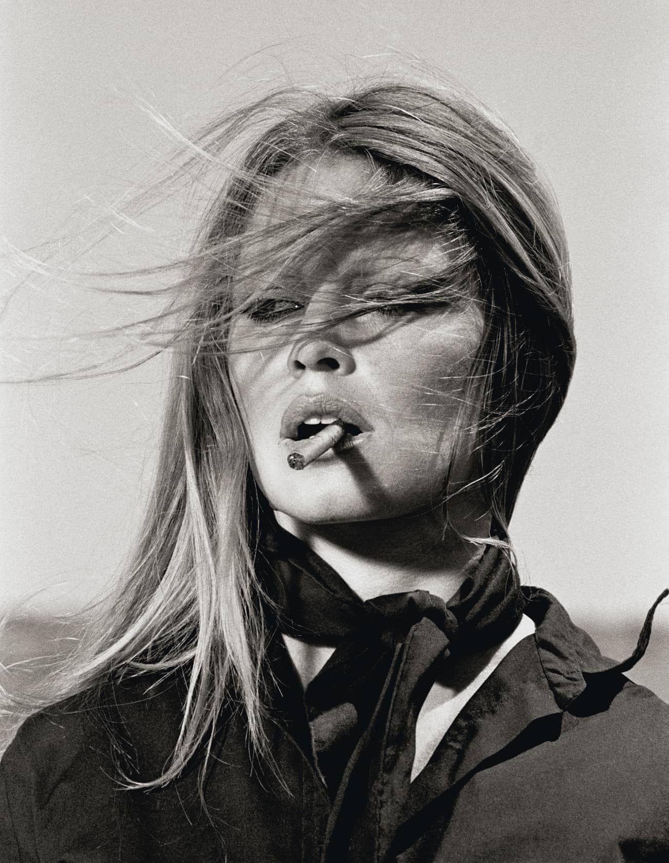 Terry O'Neill Brigitte Bardot, Spain Lifetime Gelatin Silver Print *available in other mediums & editions