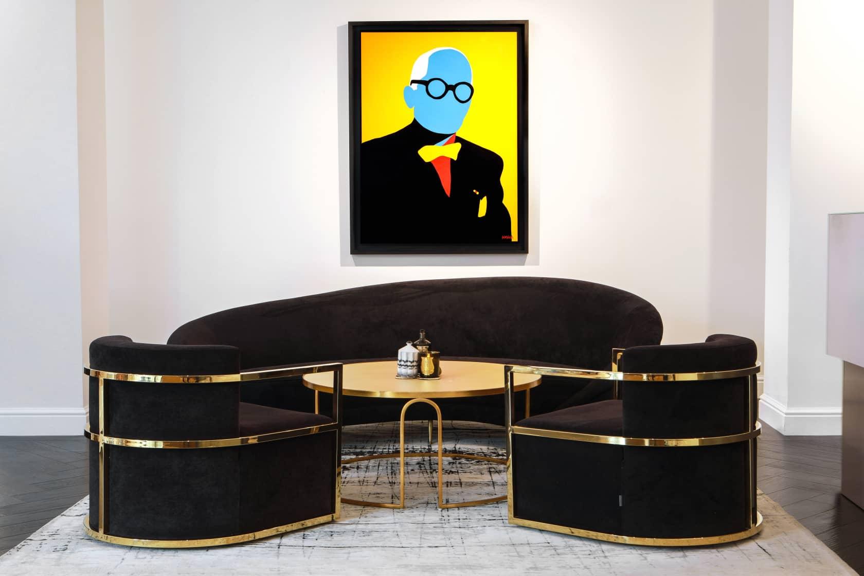 Coco Davez, Le Corbusier, 2019