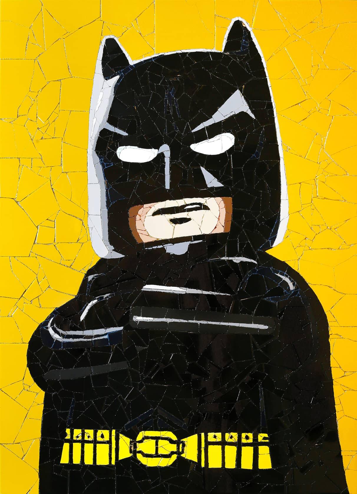 Jason Dussault, Batman, 2017