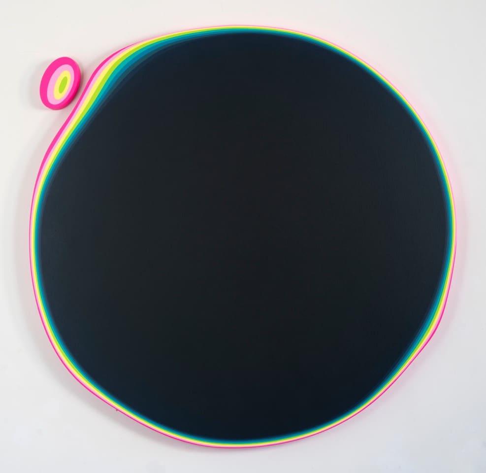 Jan Kalab, Black Rainbow, 2019