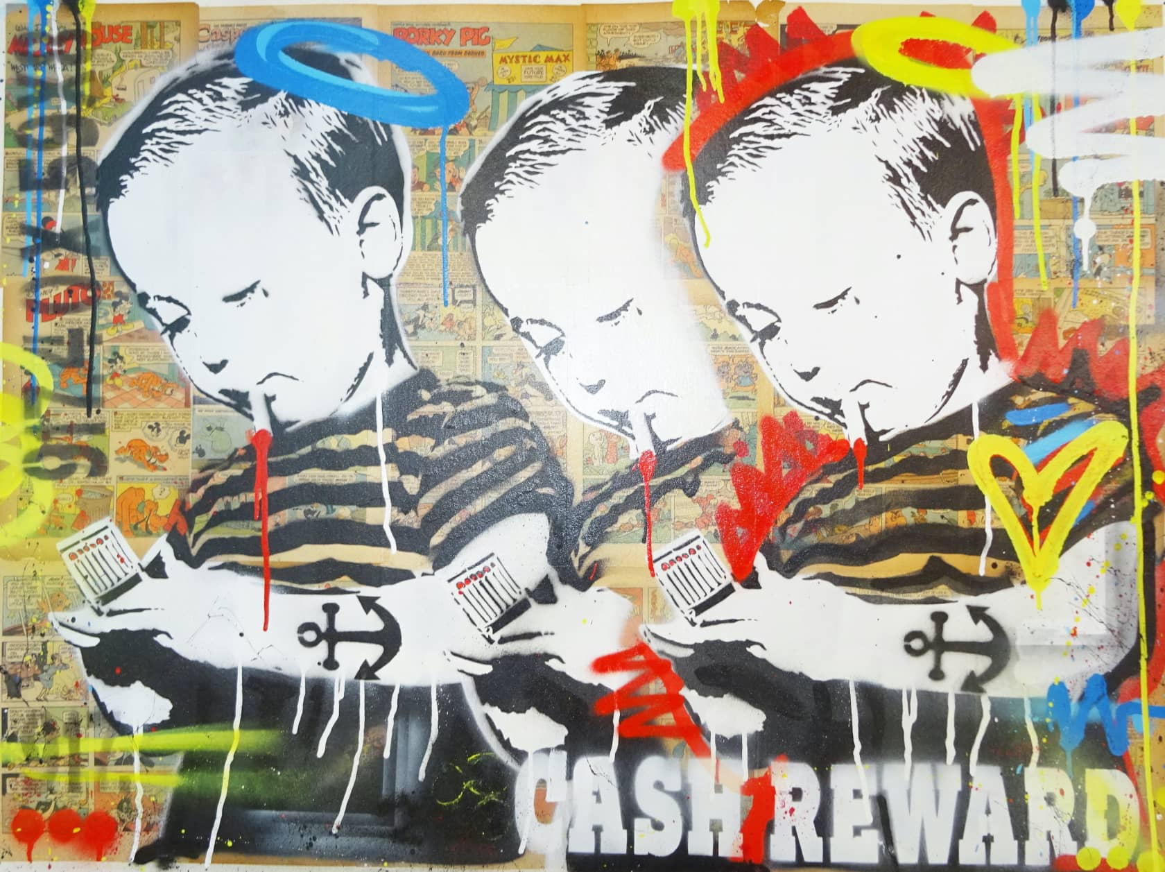 Layer Cake, Triplets Cash Reward, 2016