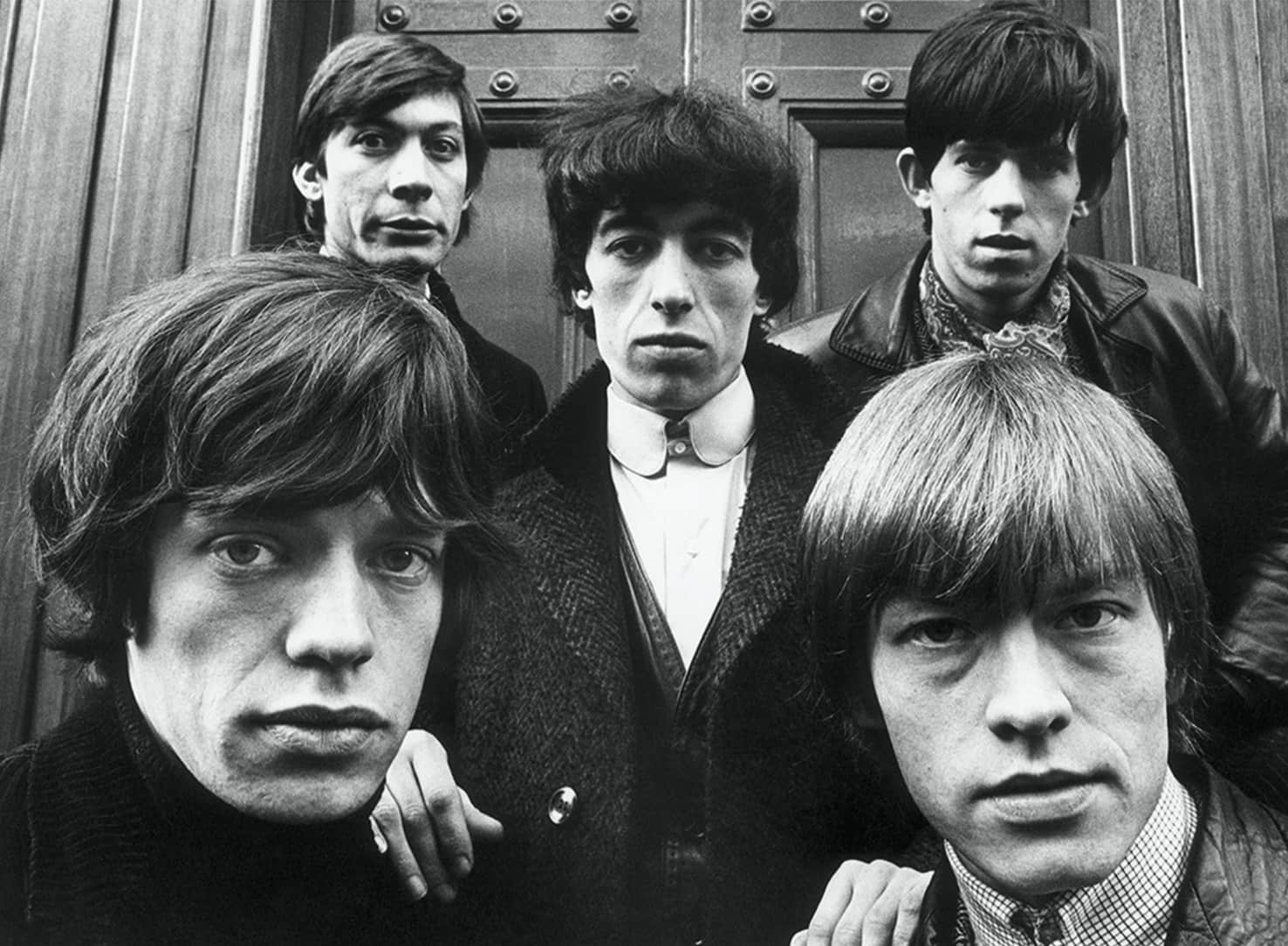 Terry O'Neill, The Rolling Stones, 1964