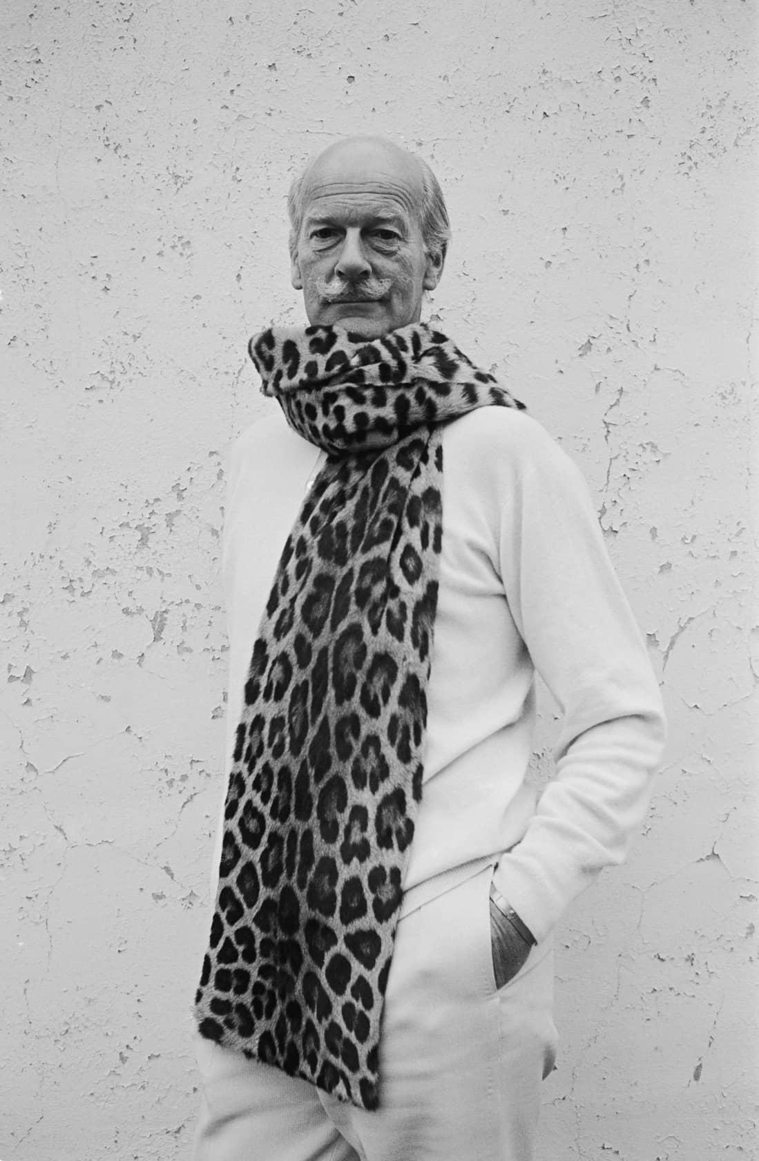 Terry O'Neill Norman Parkinson Lifetime Gelatin Silver Print