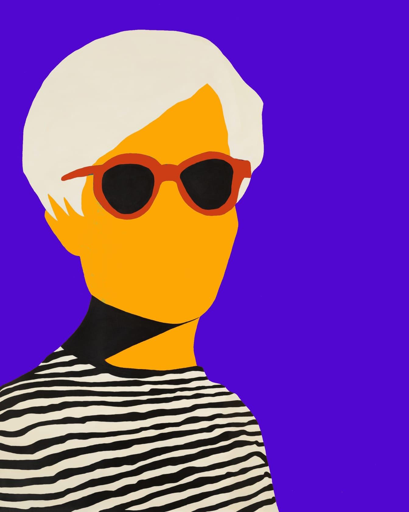 Coco Davez, Andy Warhol, 2019
