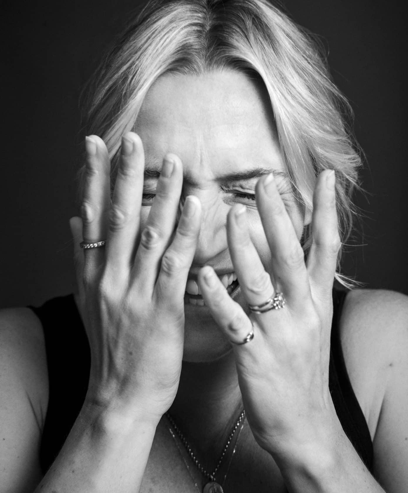 Andy Gotts Kate Winslet Fine Art Giclée Archival Print