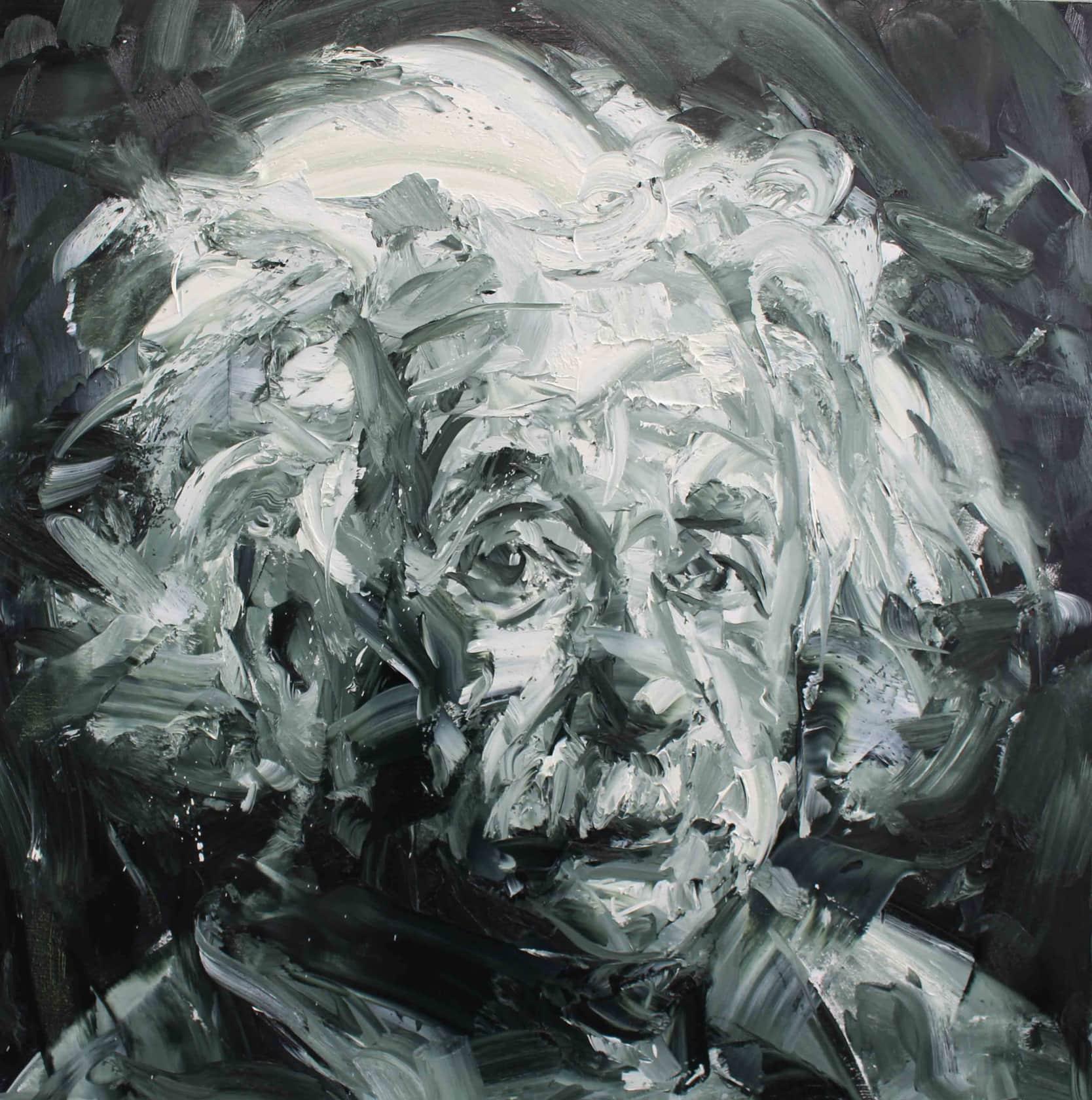 Paul Wright, Albert Einstein, 2017