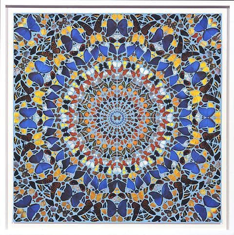 Damien Hirst, Cathedral Collection (Orvieto), 2007