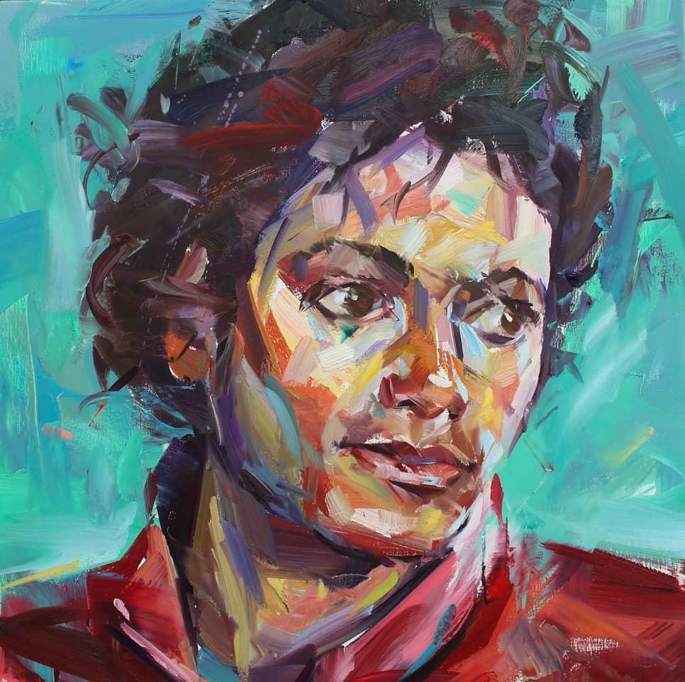 Paul Wright, Michael Jackson Commission, 2017