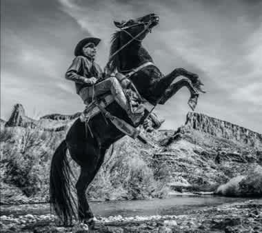 David Yarrow, Living Without Borders, 2020