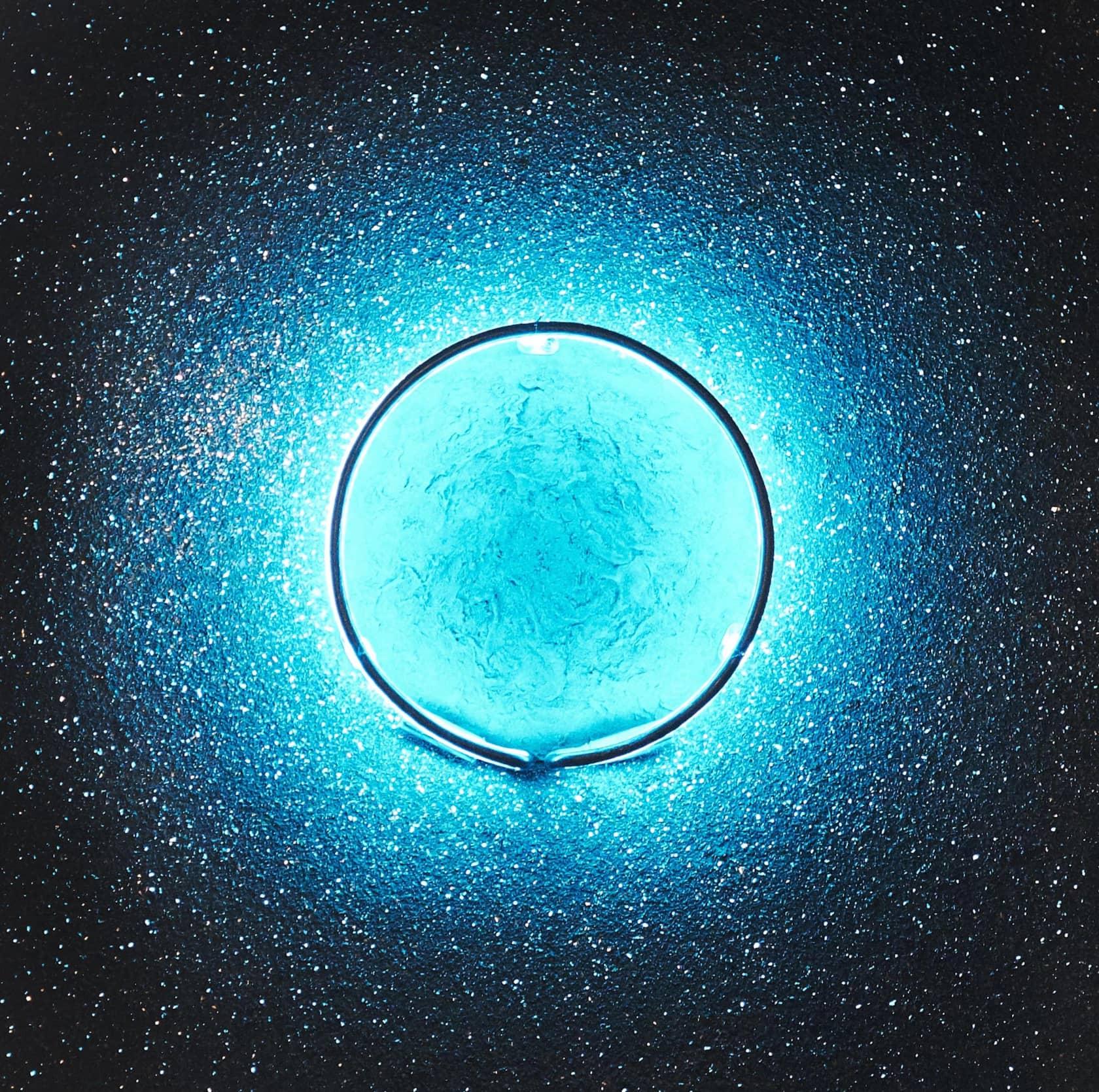 Lauren Baker, Blue Moon, 2018