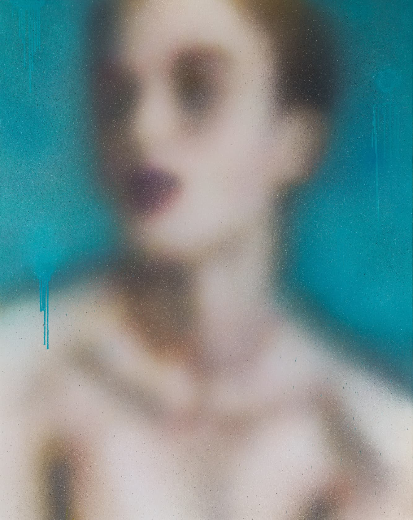 Miaz Brothers Elegant Remix Acrylic on Canvas