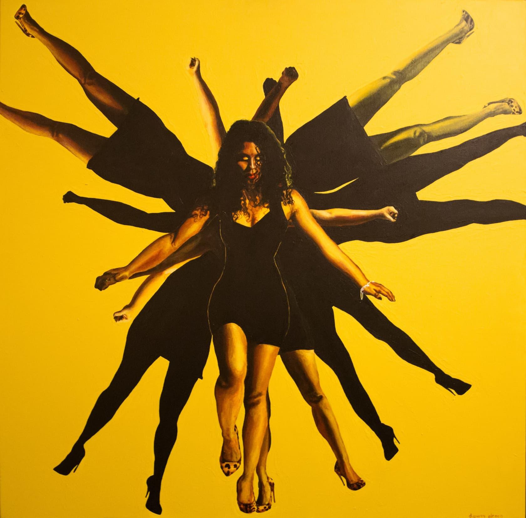 Dawn Okoro, High Yellow, 2017