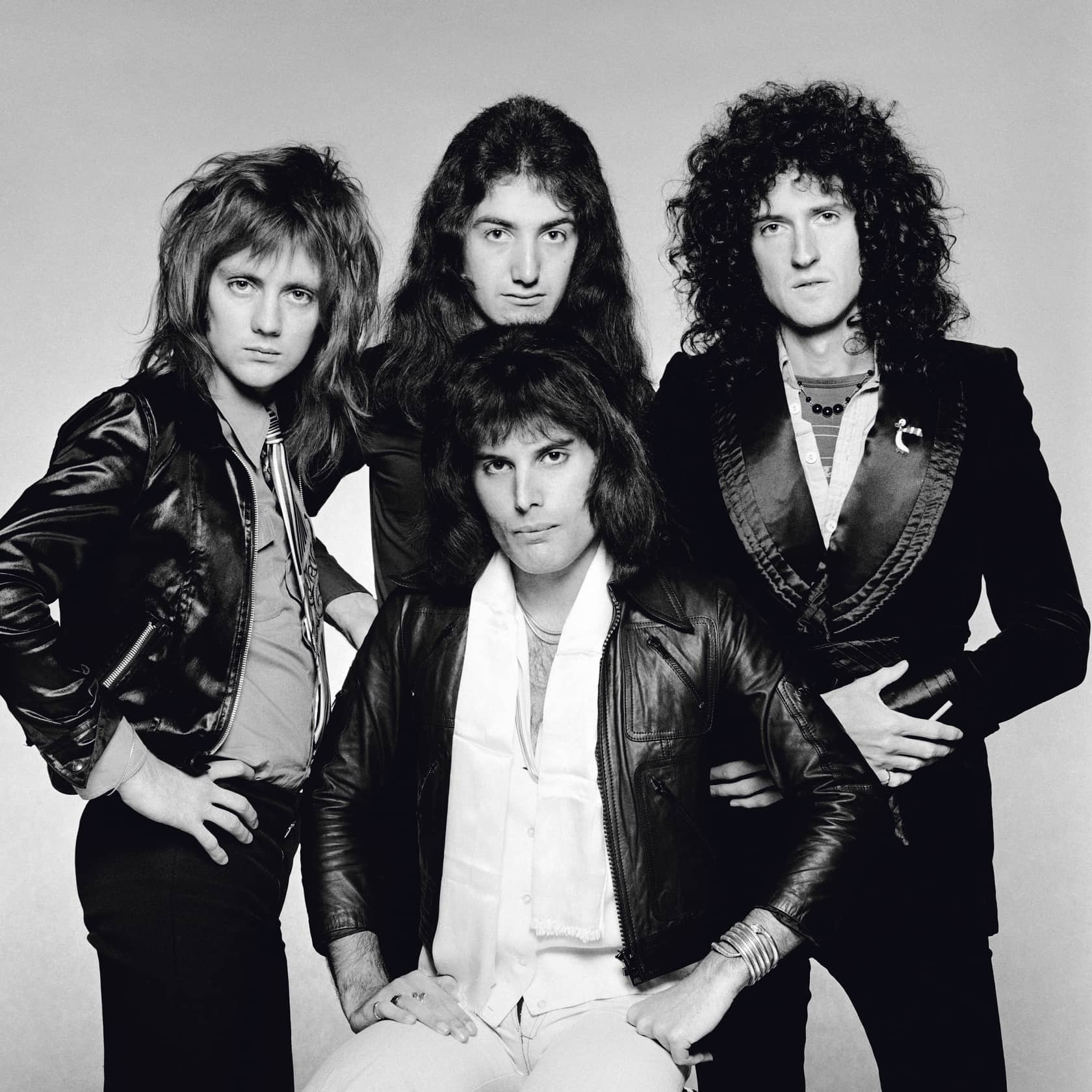 Terry O'Neill Queen Lifetime Gelatin Silver Print *available in other mediums & editions