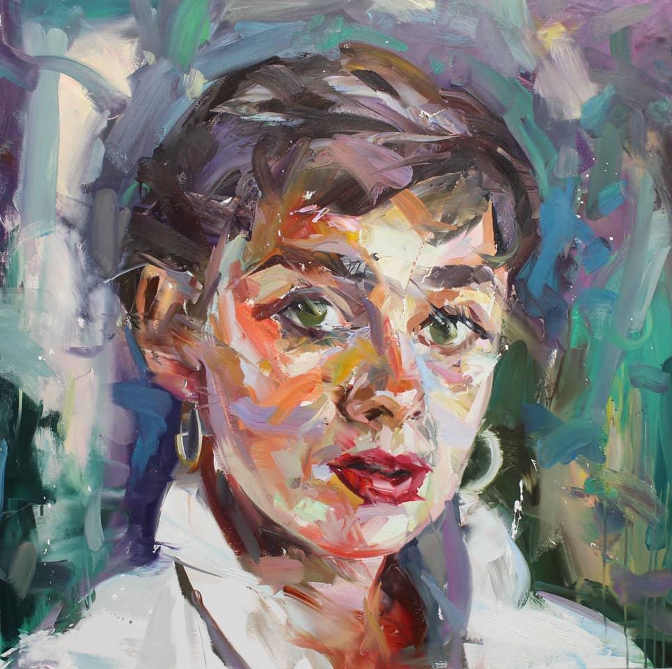 Paul Wright, Audrey Hepburn, 2017