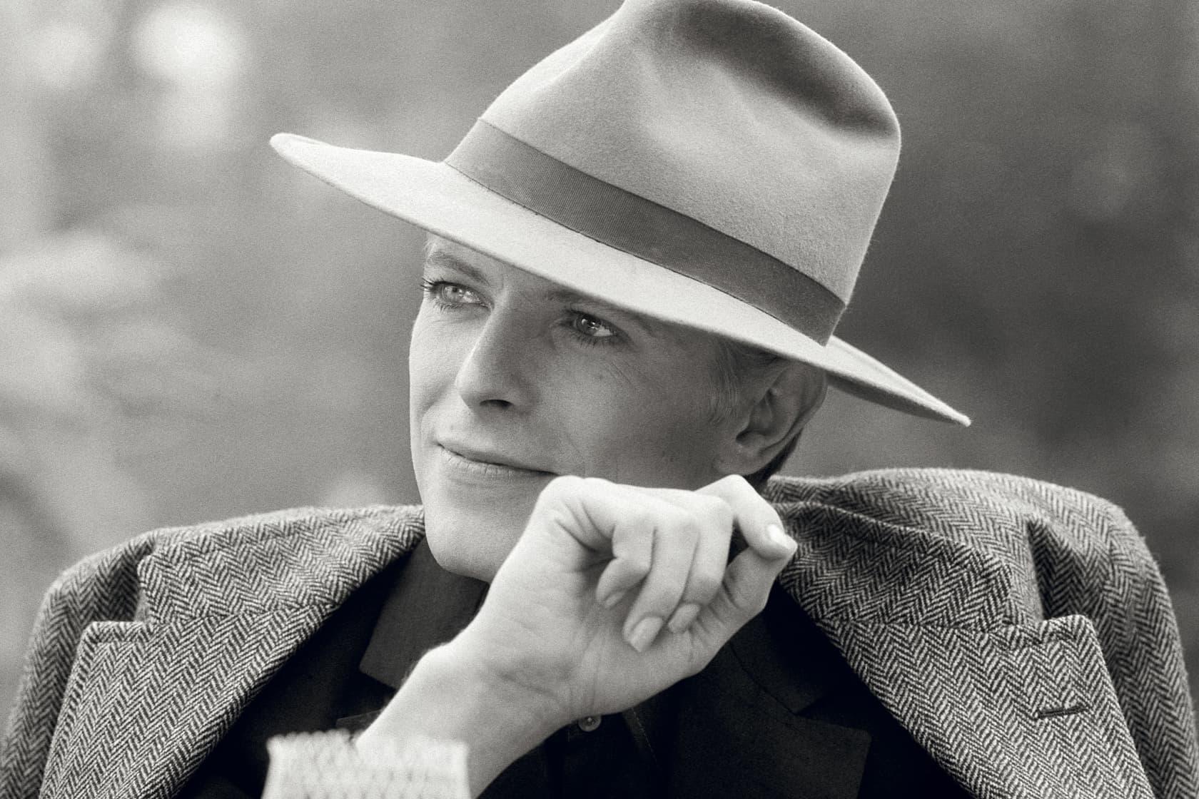 Terry O'Neill, David Bowie, 1975