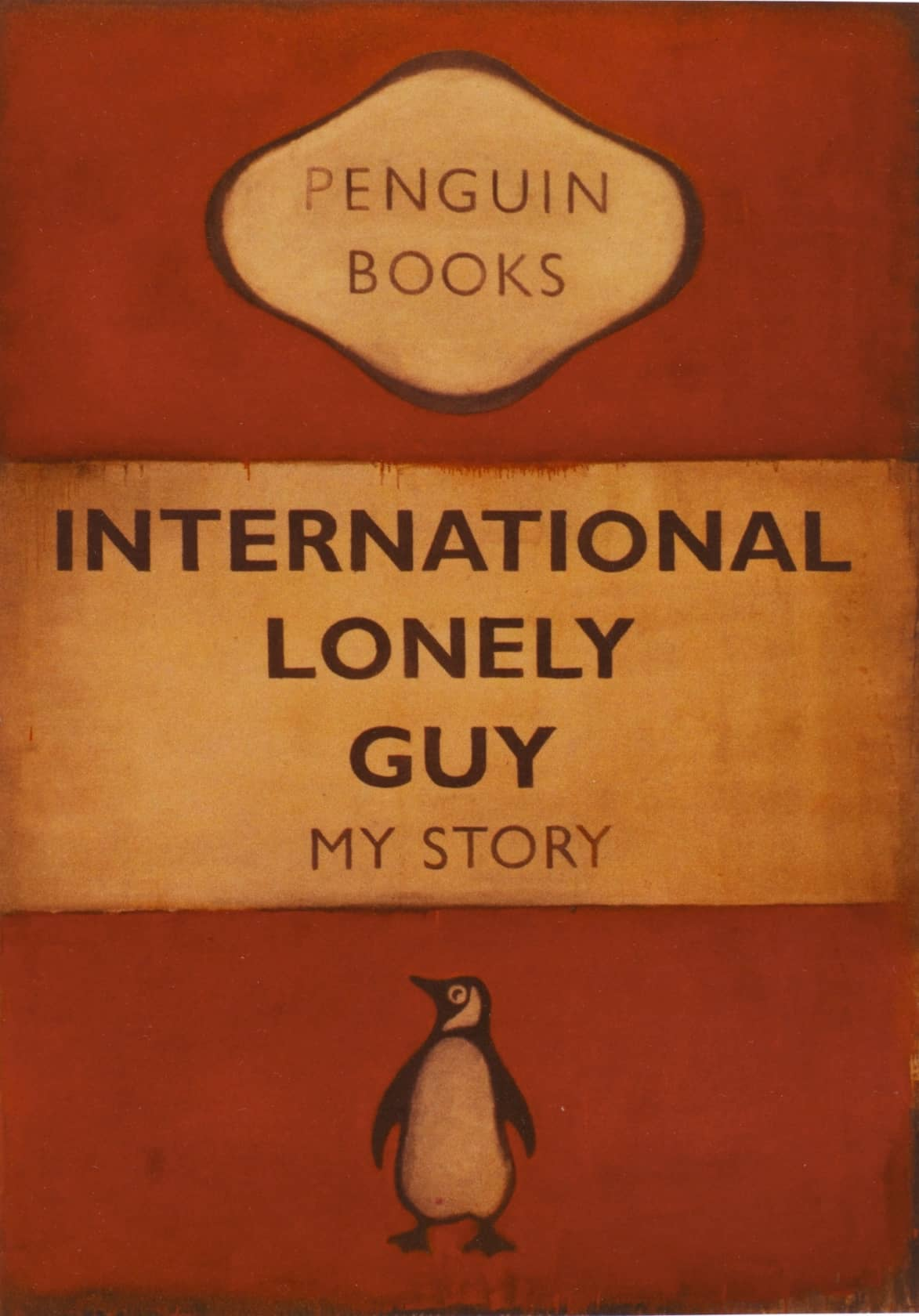 Harland Miller The House of Fairy Tales (International Lonely Guy) Lithograph