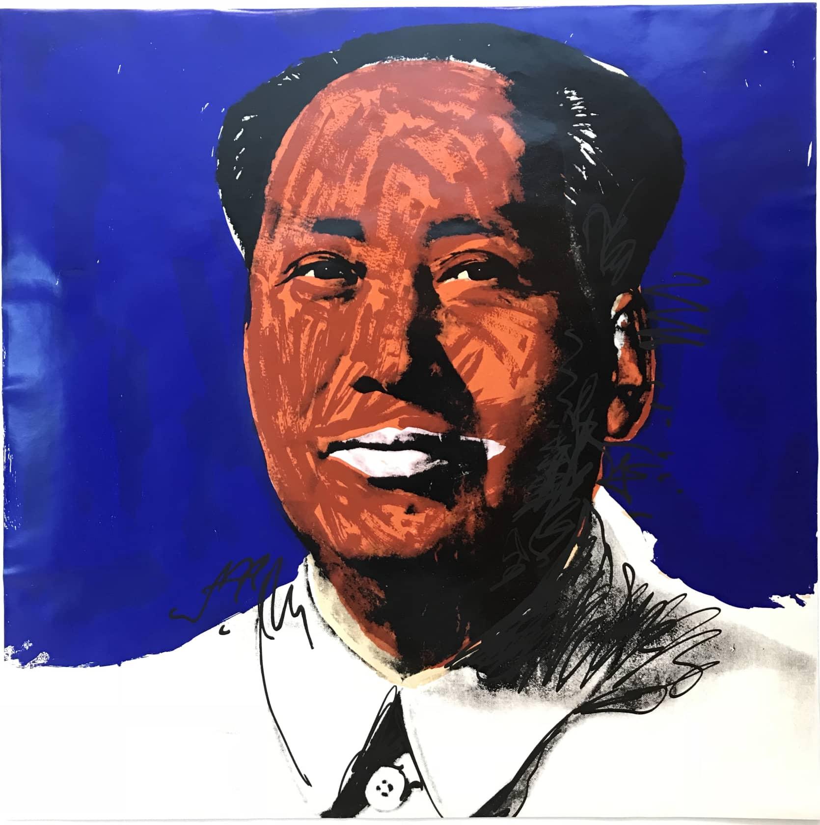 Andy Warhol Mao F&S II.98 Screenprint