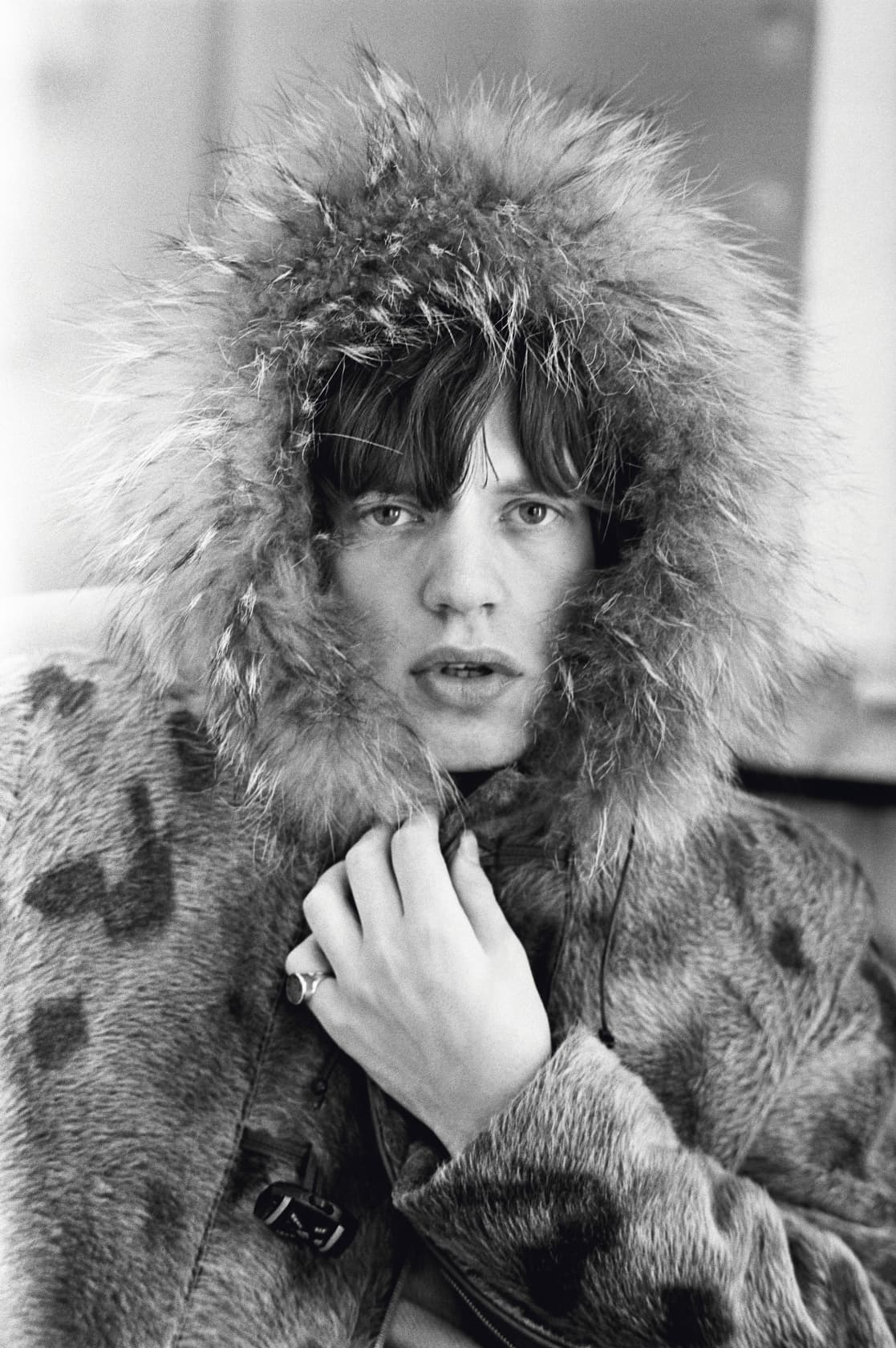 Terry O'Neill Mick Jagger Lifetime Gelatin Silver Print *available in other mediums & editions
