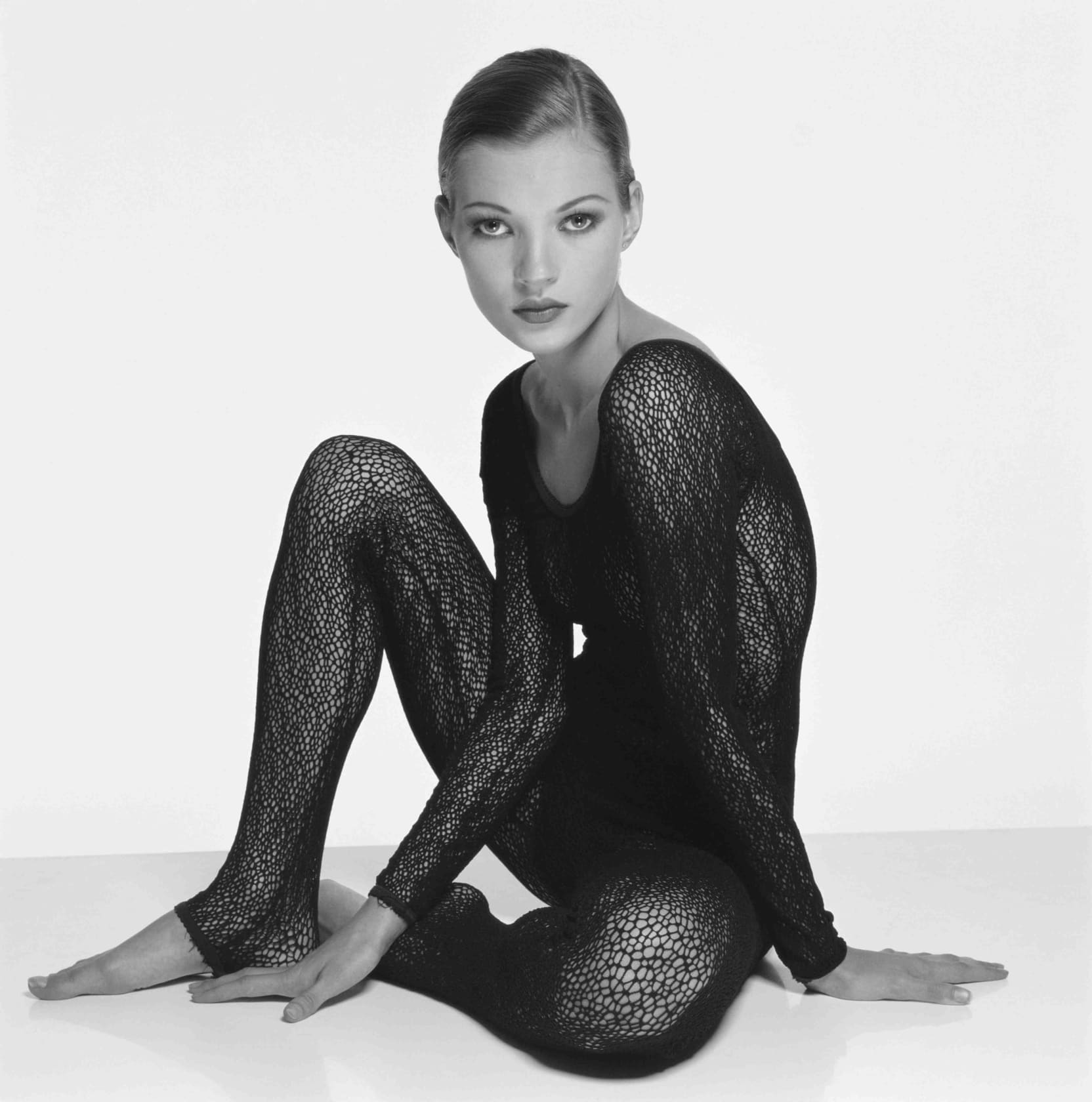 Terry O'Neill Kate Moss Lifetime Gelatin Silver Print *available in other mediums & editions