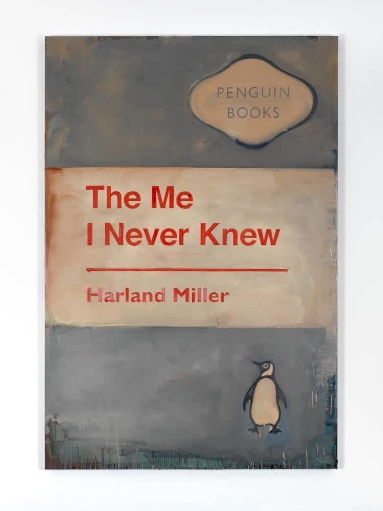 Harland Miller, The Me I Never Knew, 2001