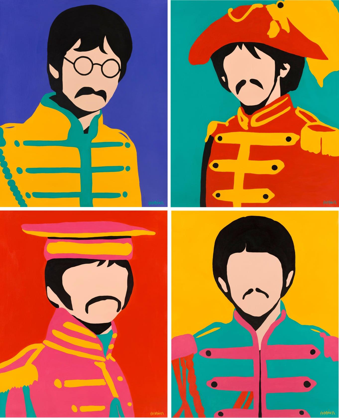 Coco Dávez, The Beatles, 2019