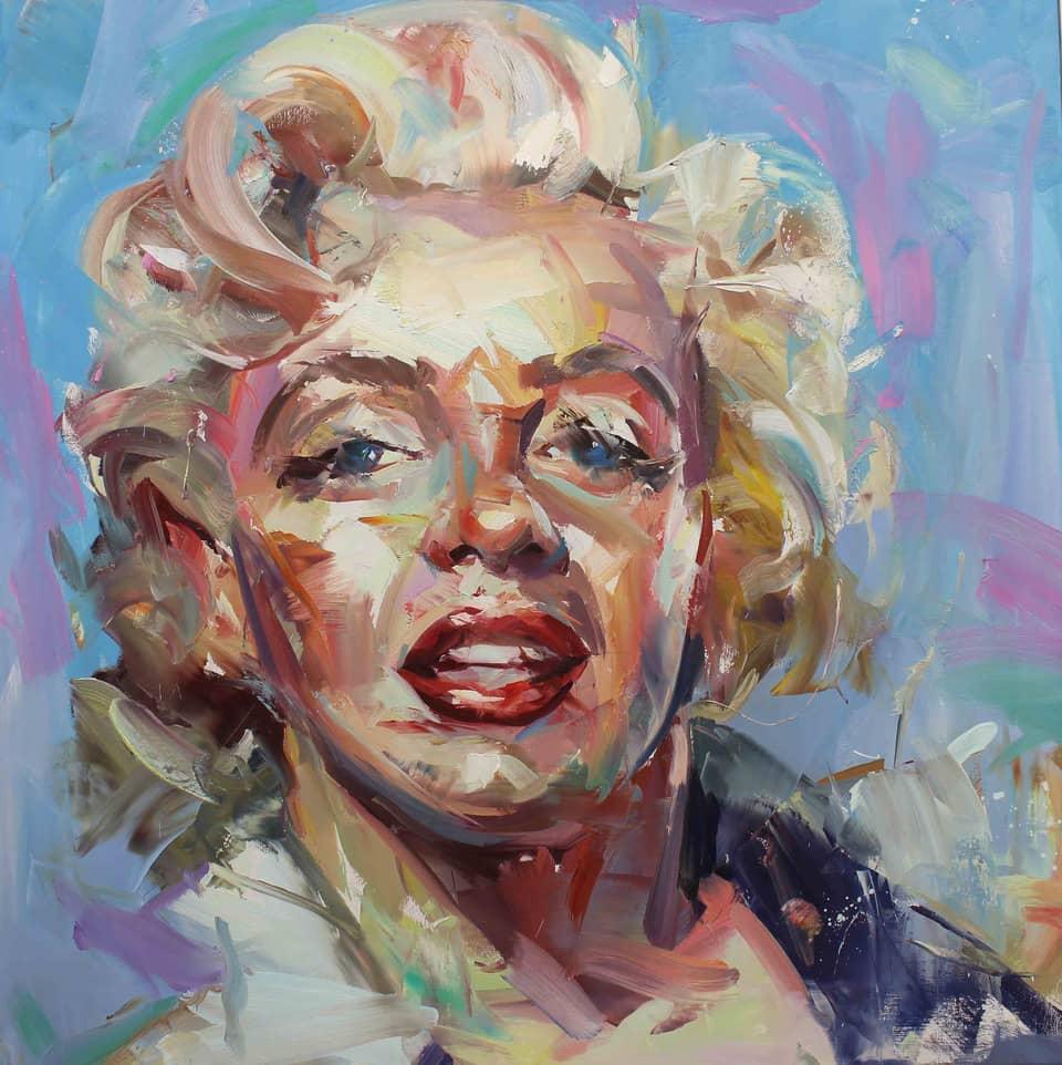 Paul Wright, Marilyn, 2017