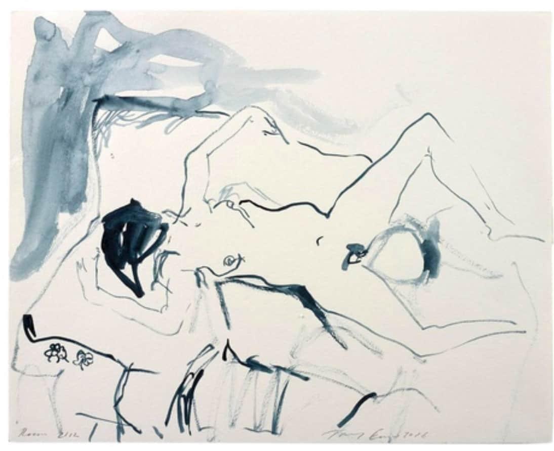 Tracey Emin, Room 2112, 2016