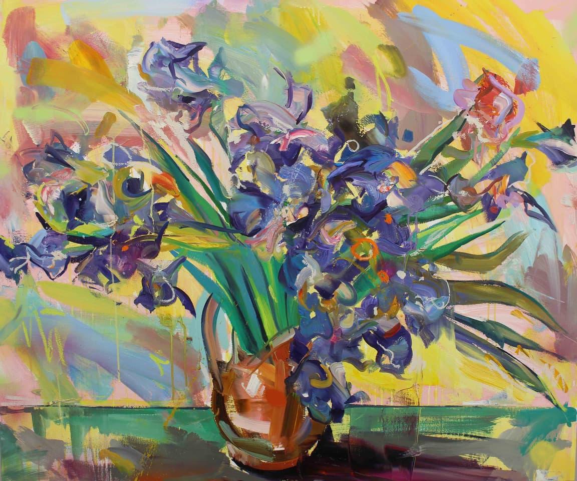 Paul Wright, Smaller Irise's, 2017
