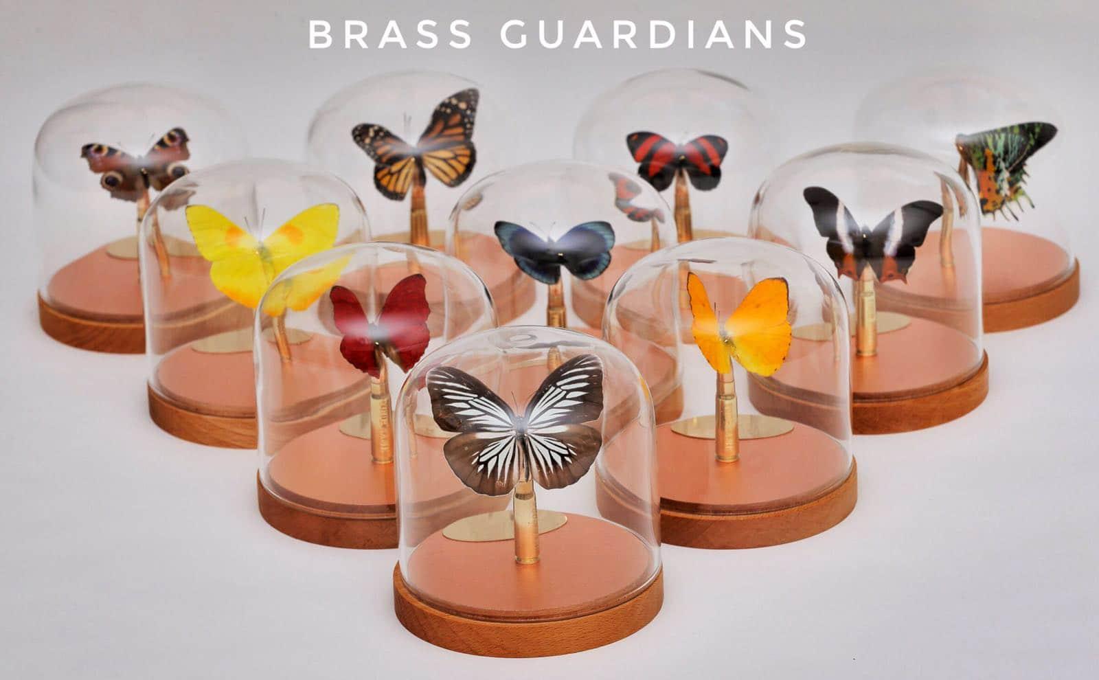 Bran Symondson, Brass Guardians, 2017