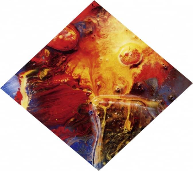 Gerhard Richter, Guildenstern, 1998
