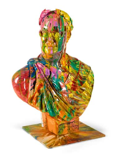 Damien Hirst, Bust of Frank, Executed in 2007-10