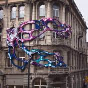 Crystal Wagner installation