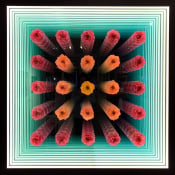 Peter Gronquist infinity mirror