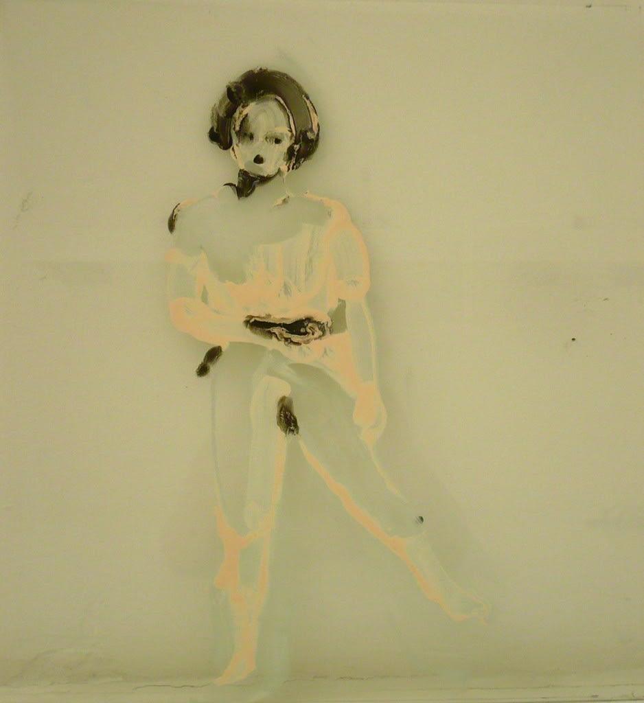 Ilona Szalay, Self Portrait 1, 2015
