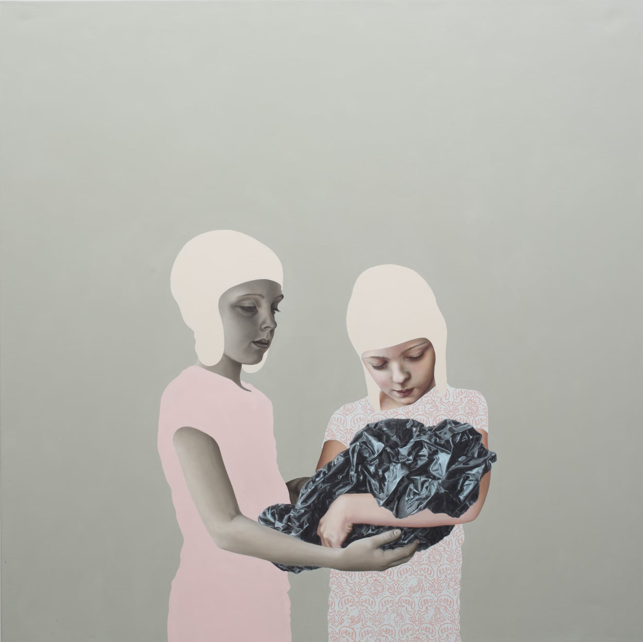 Pippa Young, Self-abnegation, 2016