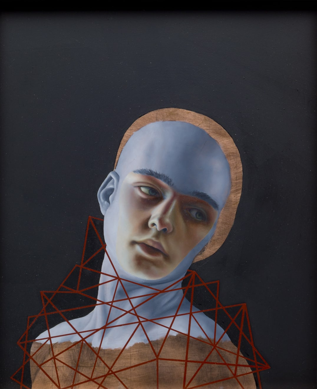 Pippa Young, Self-confined 1, 2017