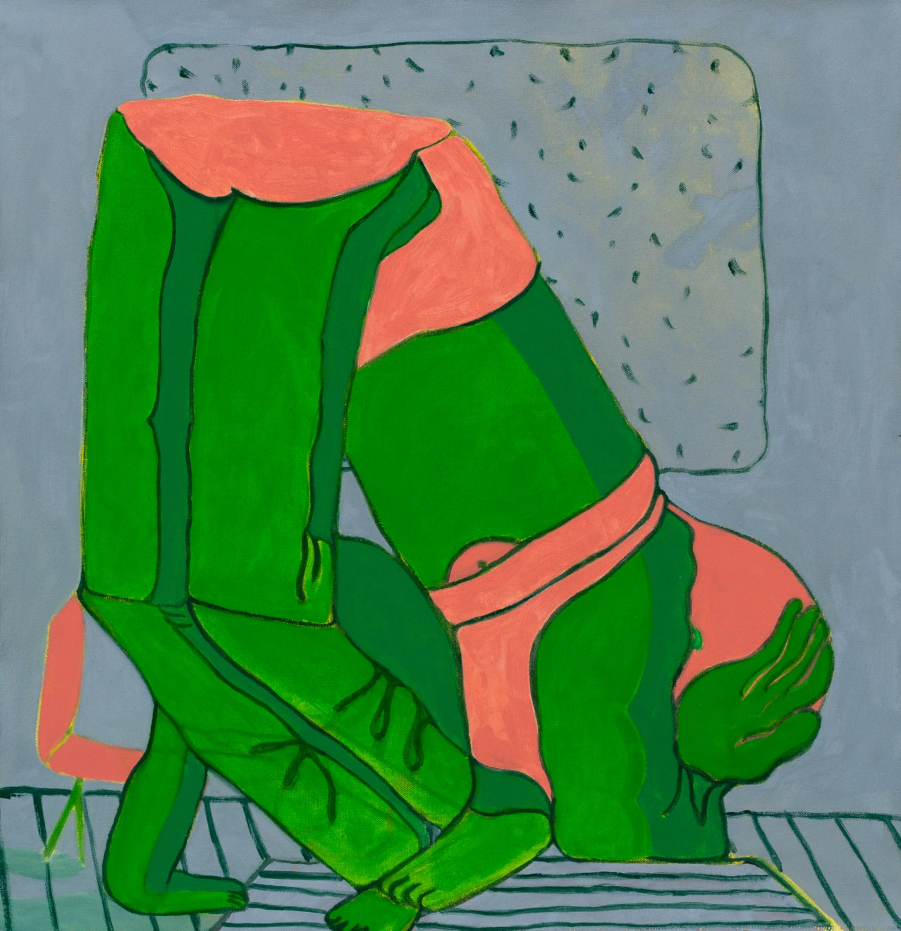 Downward Dispair