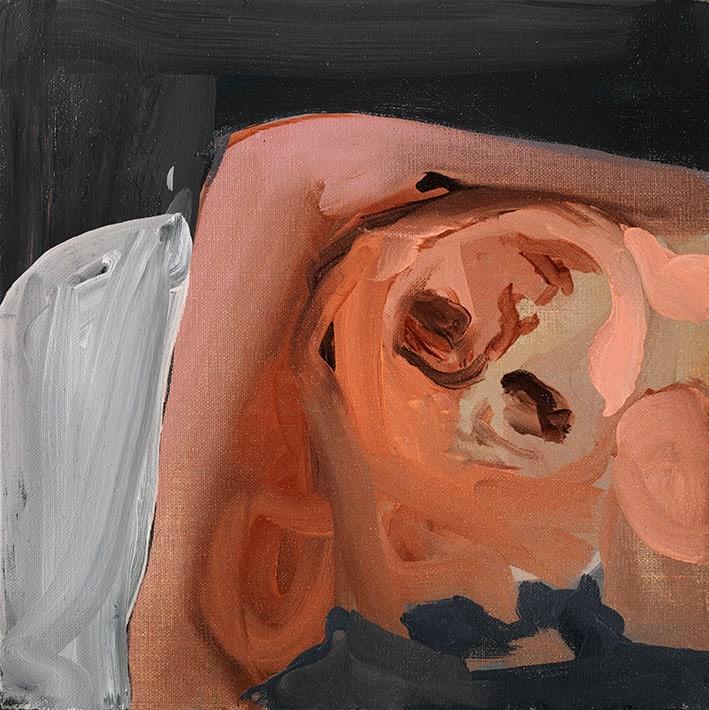 Elaine Speirs, White Pillow
