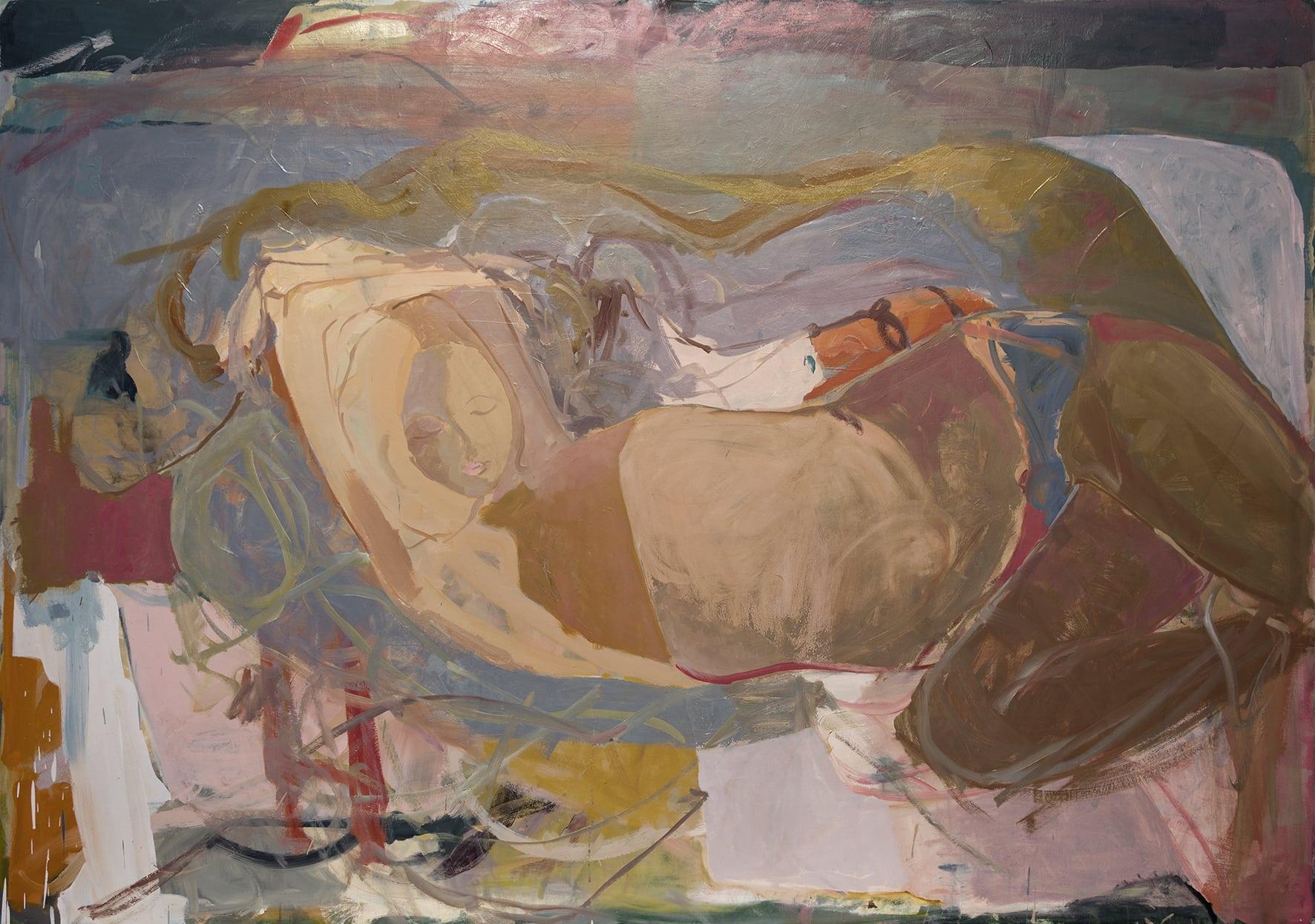 Elaine Speirs, Waiting for Love, 2017