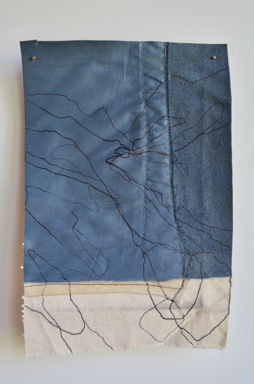 Siobhan McLaughlin, Exercise Three (Hanging Drawing I), 2020