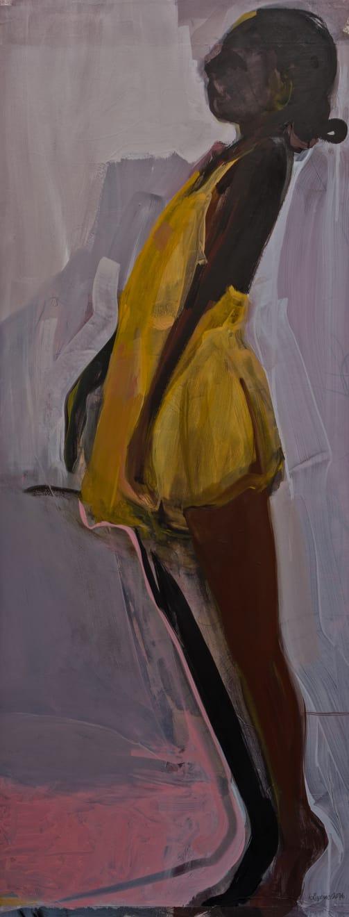 Elaine Speirs, Ponte City Girl IV, 2014