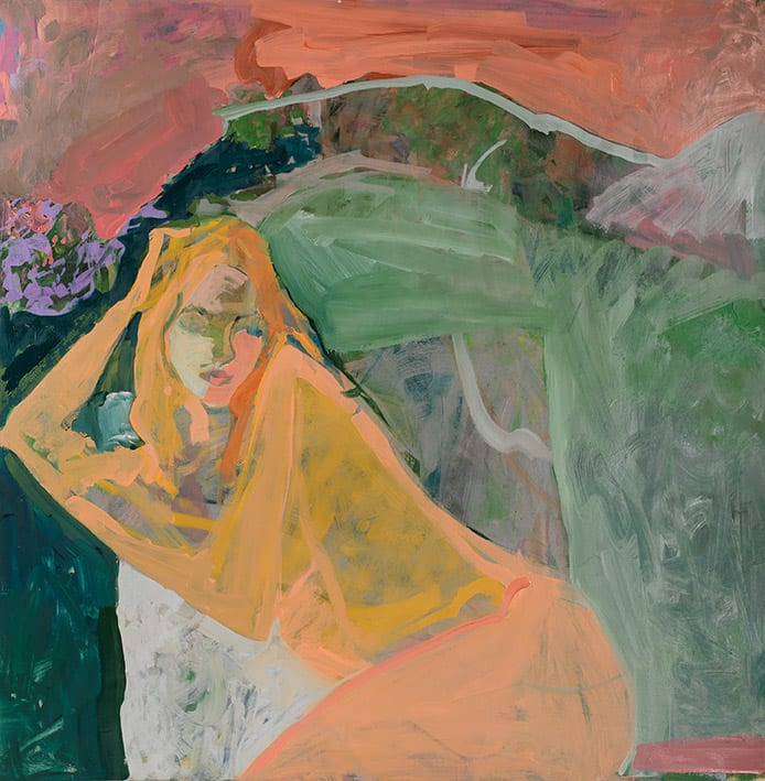 Elaine Speirs, Pink Sky