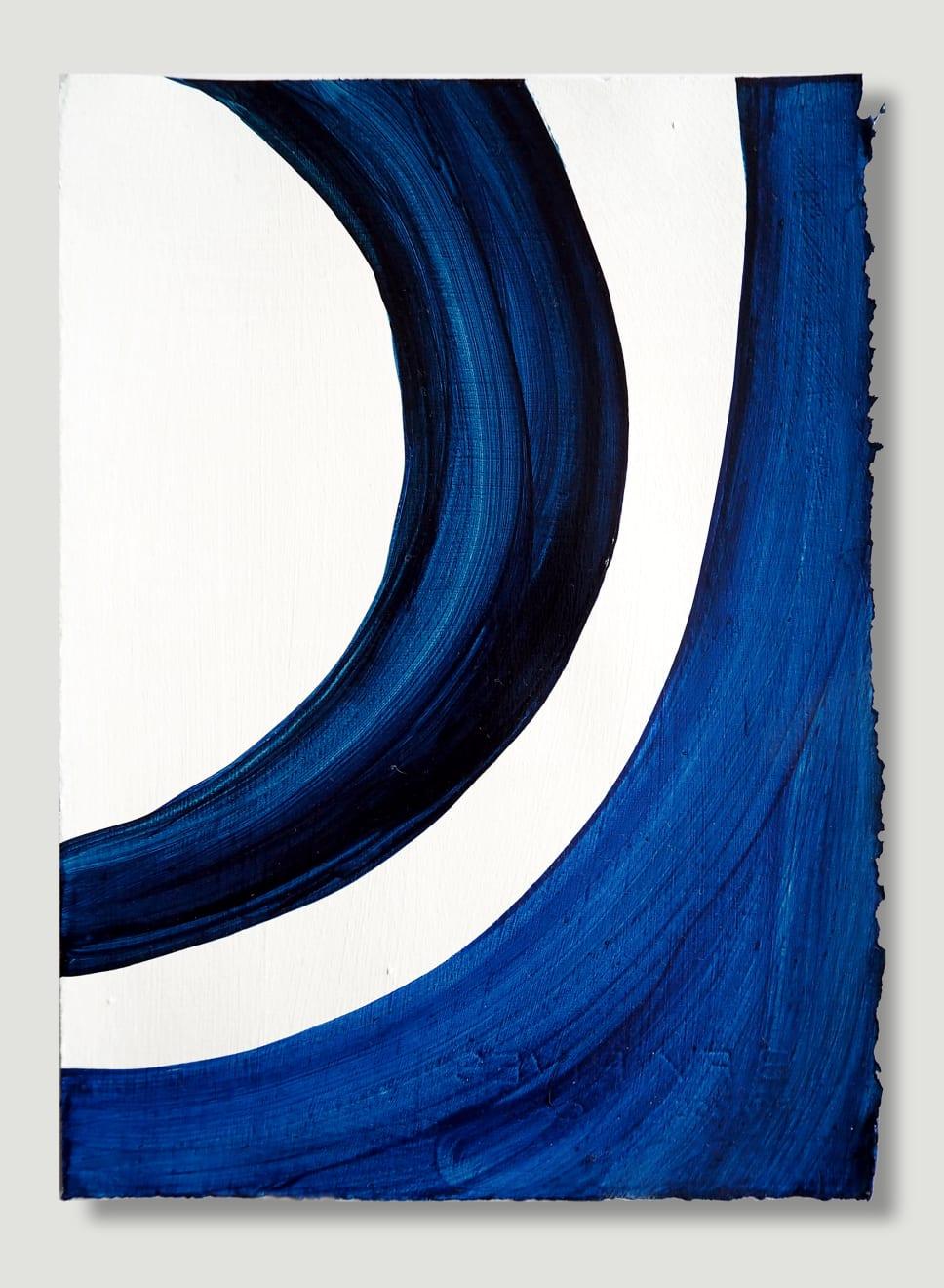 Caroline Popham, Wave , 2020