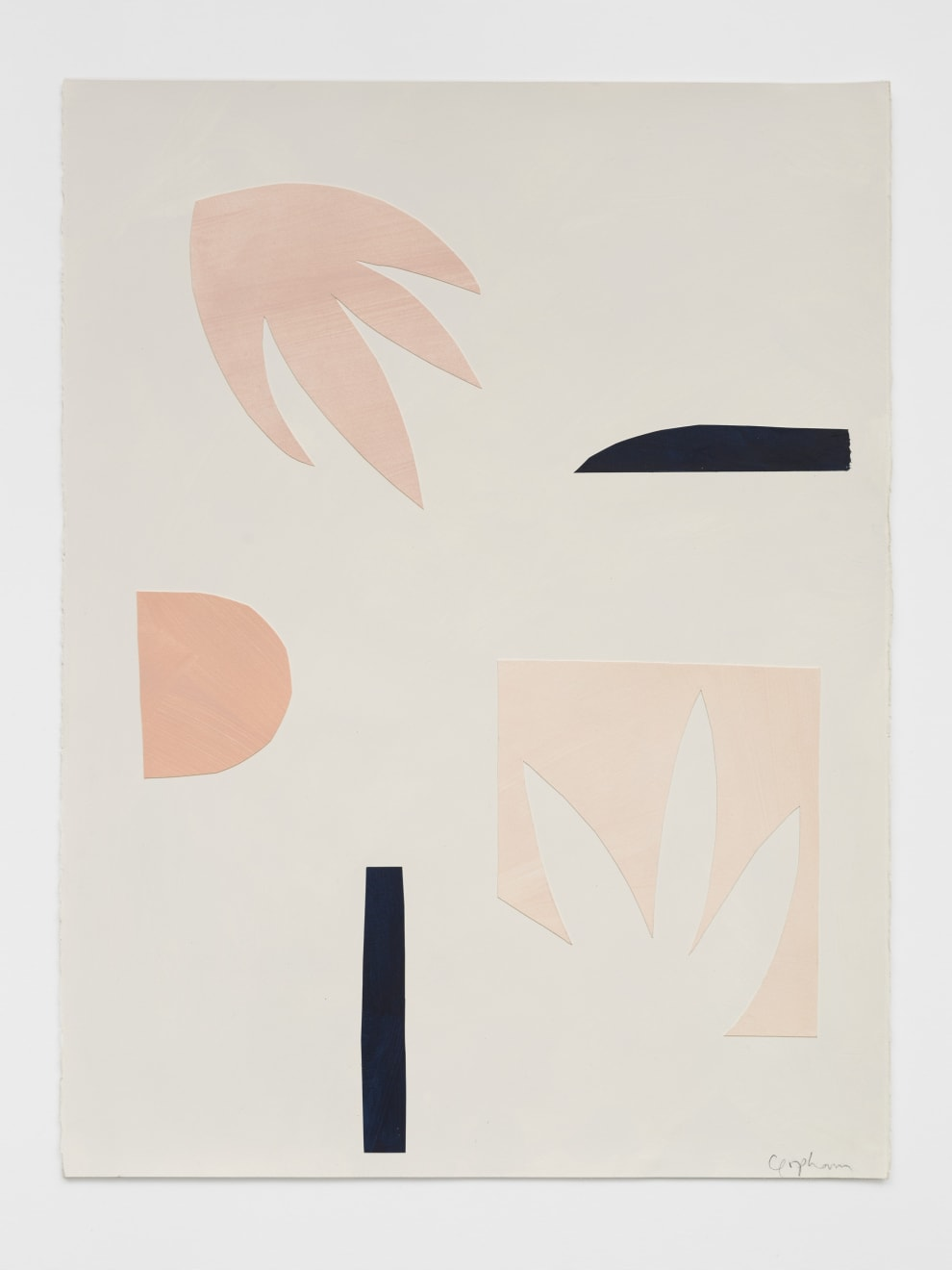 Caroline Popham, Untitled 19-66, 2019