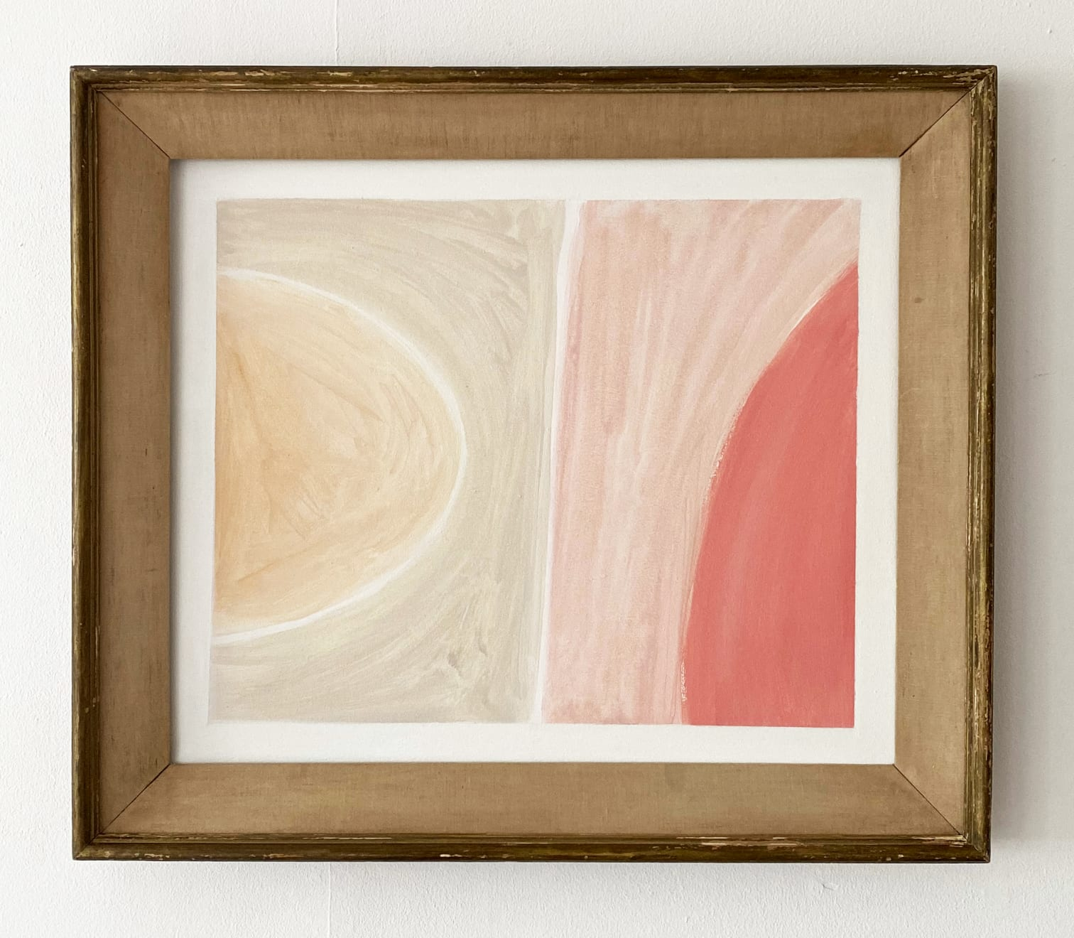 Caroline Popham, Pink Moon, 2020